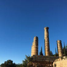 太陽神アポロン神殿